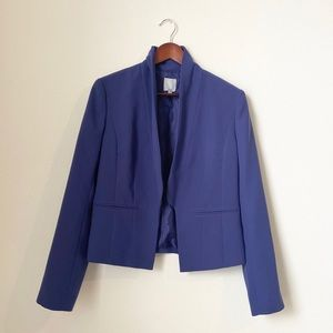 Halogen•Purple Blazer